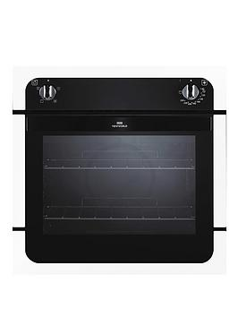 new-world-nw601f-60cm-built-in-fanned-electric-single-oven-white