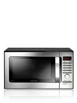 samsung-mc32f606tcteu-32-litre-smart-oven-combination-microwave-with-slim-frytrade-technology-stainless-steel