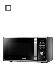samsung-ms23f301taseu-23-litre-800-watt-solo-microwave-silver