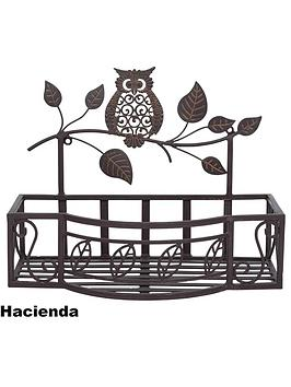 la-hacienda-owl-wall-planter