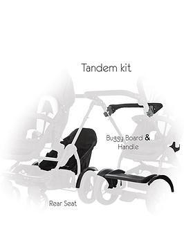 obaby-zezu-tandem-kit-black