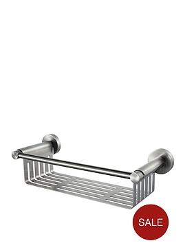 aqualux-kosmos-bathroom-storage-basket-chrome