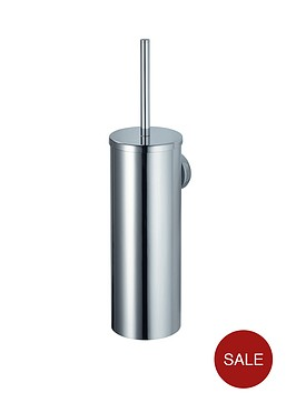 aqualux-kosmos-wall-mounted-or-free-standing-toilet-brush-holder-chrome