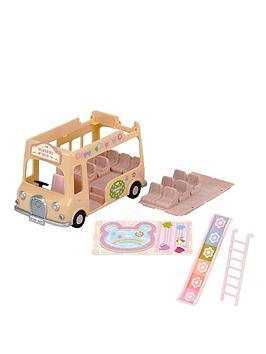 sylvanian-families-nursery-double-decker-bus