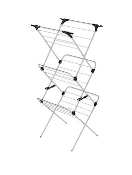 minky-3-tier-chrome-indoor-airer