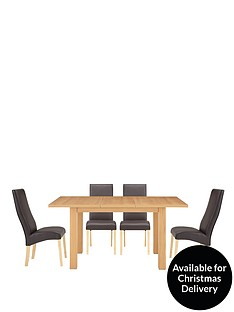 primo-120-150-cm-extending-table-4-buckingham-chairs-buy-and-save