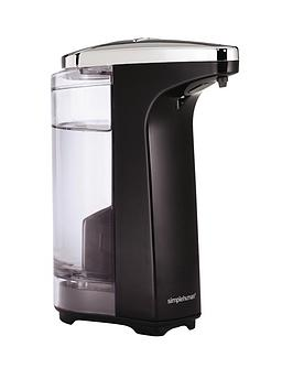 simplehuman-sensor-soap-pump-black