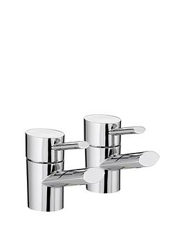 bristan-oval-basin-taps-chrome