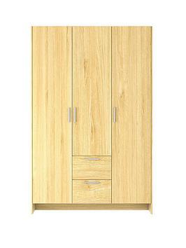 cambridge-3-door-2-drawer-wardrobe