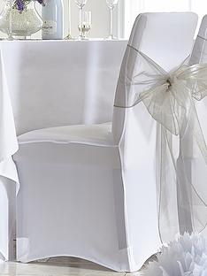 white-stretch-chair-cover