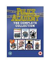 Police Academy 1-7 Complete DVD