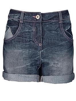 v-by-very-girls-light-wash-denim-shorts