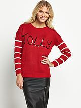 Jolly Christmas Jumper