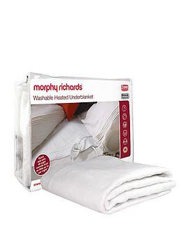 morphy-richards-washable-heated-underblanket
