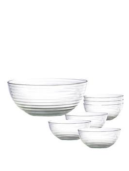 ravenhead-essentials-circles-7-piece-glass-bowl-set