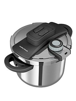 morphy-richards-977000-6-litre-pressure-cooker-stainless-steel