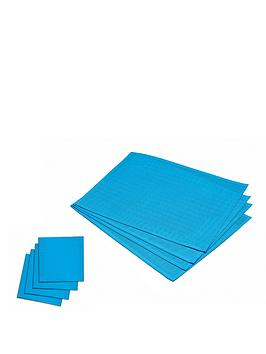 indooroutdoor-placemats-and-coasters-set-blue