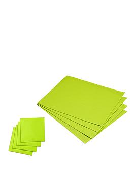 indooroutdoor-placemats-and-coasters-set-lime