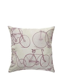 repeat-bike-print-cushion
