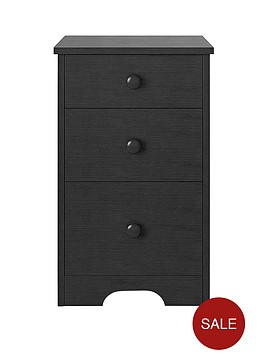 windsor-3-drawer-graduated-bedside-cabinet