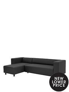 clarke-faux-leather-left-hand-corner-group-sofa