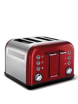 morphy-richards-242004-accents-4-slice-toaster-red