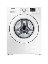 WF80F5E0W2W 1200 Spin, 8kg Load Washing Machine with ecobubble™ Technology - White