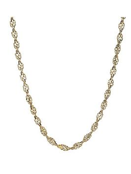 love-gold-9-carat-yellow-gold-twist-chain