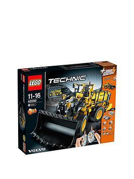 lego-technic-remote-controlled-volvo-l350f-wheel-load-42030