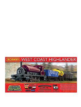 hornby-west-coast-highlander