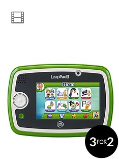 leapfrog-leappad3-learning-tablet-green