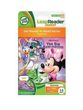 leapfrog-leapreader-junior-disney-minnies-the-big-bow-nanza