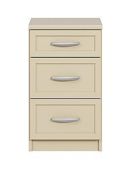 oslo-3-drawer-graduated-bedside-cabinet