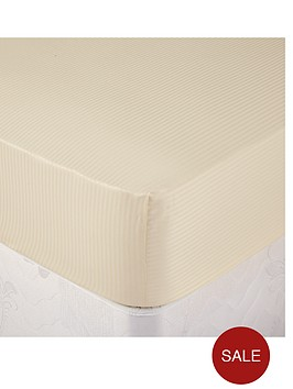 catherine-lansfield-satin-stripe-300-thread-count-deep-fitted-sheet-30cm
