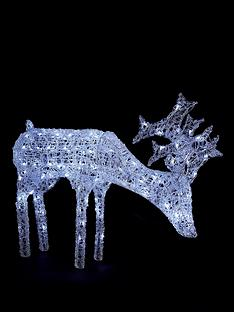 grazing-white-light-up-reindeer-outdoor-christmas-decoration