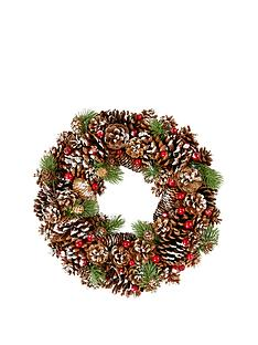 pinecone-christmas-wreath