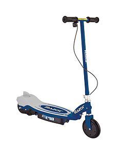 razor-e90-electric-scooter-blue