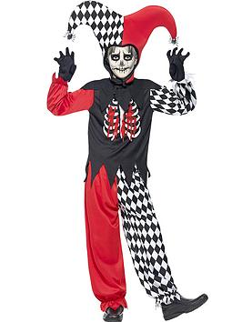 halloween-boys-blood-curdling-jester-child-fancy-dress-costume