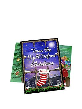 personalised-the-night-before-christmas-book
