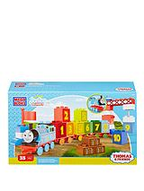 Mega Bloks Thomas 123 Learning Train