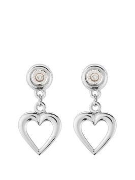 love-gold-9-carat-white-gold-diamond-set-heart-drop-earrings