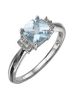 love-gem-9-carat-white-gold-diamond-set-blue-topaz-ring