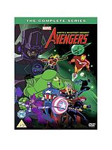 Avengers: Earth's Mightiest Heroes - Vols. 1-8 DVD