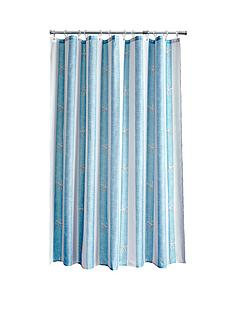 aqualona-coastal-stripe-shower-curtain-blue