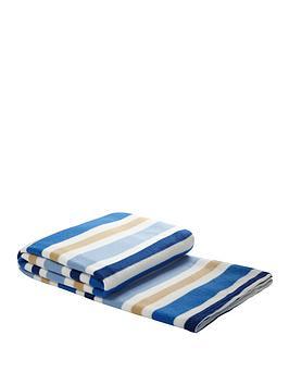 striped-blanket-blue