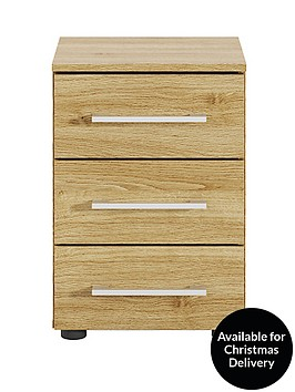 manhattan-3-drawer-bedside-chest