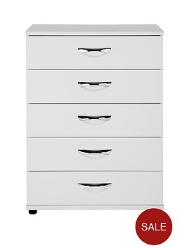 consort-naxos-ready-assembled-5-drawer-chest