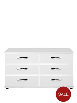 consort-naxos-ready-assembled-6-drawer-wide-chest