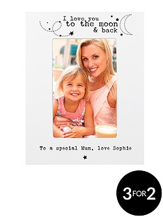 personalised-to-the-moon-and-back-photo-frame