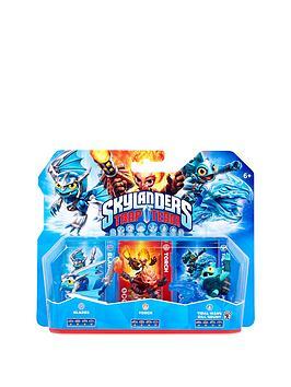 skylanders-trap-team---blades-tidal-wave-and-torch-character-triple-pack